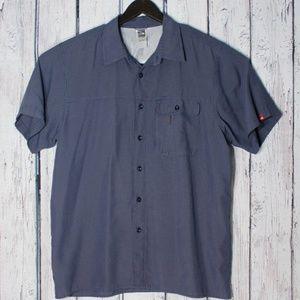 THE NORTH FACE Short Sleeve Button Down Mens Shirt